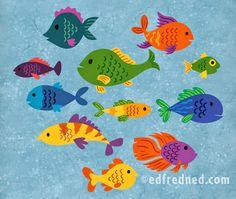 cut out animation fishing - Google zoeken