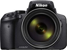 Nikon Coolpix CMOS Sensor Digital Camera with Optical Zoom - Sam's Club Camera Samsung, Camera Case, Camera Shop, Camera Gear, Nikon P900, Nikon Coolpix, Best Dslr, Best Camera, Canon Kamera