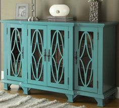 Shop Coaster Furniture White Wood Doors Accent Cabinet with great price, The Classy Home Furniture has the best selection of Accent Cabinets to choose from Accent Furniture, Painted Furniture, Home Furniture, Teal Furniture, Furniture Outlet, Online Furniture, Affordable Furniture, Sideboard Furniture, Furniture Buyers
