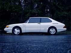Saab 900 Aero. Wanted one of these so bad in about 1990...