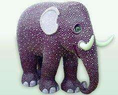 Elephant Parade for the Asian Elephant Foundation