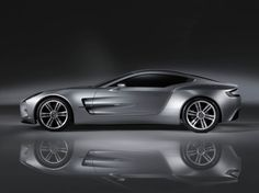 Aston Martin ... the art of the curve