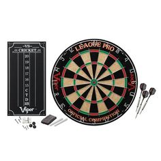 Donleigh Sports 42-6011 Viper League Pro Dart Board