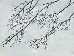A. Katz: Winter Branch (1993)