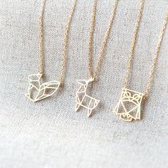 Woodland Necklace /