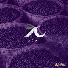 Acai #logomark #logo #logolemon #logoinspirations #logoprocess #logoplace #artist #artwork #adobe #graphicdesign #graphicartist #logoshare #logolemon #logolove #logowork #logos #illustrator #illustration #design