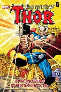 Thor By Dan Jurgens & John Romita Jr. Vol. 1 (2009) #thor #johnromita #mightythor #marvelcomics