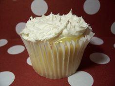 Lemon Coconut Cupcake