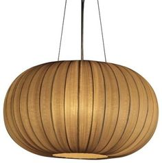Shanghai Oval Pendant by Trend Lighting contemporary-pendant-lighting