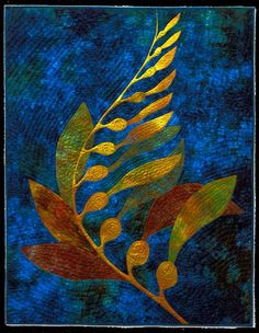 """landscape quilts 