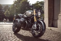 BMW RnineT 'Urban21' By Diamond Atelier | HiConsumption