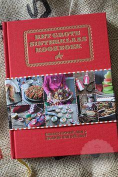 Het grote sinterklaas kookboek | HandmadeHelen