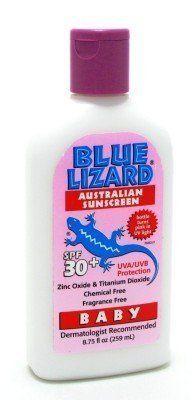 Blue Lizard Spf#30+ Baby Australian Sunscreen 8.75 oz. (Case of 6) by Blue Lizard. $153.88