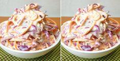 Coleslaw šalát - Receptik.sk