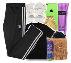 """""""niya-"""" by baby-trilldolls ❤ liked on Polyvore featuring NIKE, Apple, Nixon, Quiksilver and adidas"""