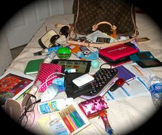 What's in my Bag? by mimi.candi, via Flickr
