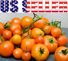 30 Organically Grown Tangerine Tomato Seeds Heirloom Non GMO Orange Beefsteak | eBay