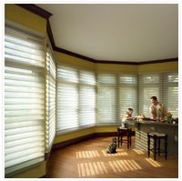 Now until December 15 Save on Silhouette sheer shading window fashions from Hunter Douglas!
