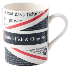 poole pottery fish and chips dinnerware...adorb.