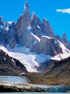 Les plus beaux sites du patrimoine mondial de l'unesco - los glaciares patagonie