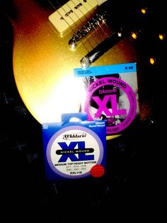 D'Addario XL Strings