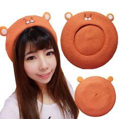 [Reservation] Hand Made [Himouto! Umaru-chan] Hamster Beret Hat SP153412 - SpreePicky  - 1