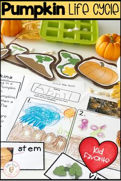 All things pumpkin for the classroom! There is so much pumpkin goodness in our Pumpkin Life Cycle Close Reading & Investigations Unit! The littles LOVE all of the fun activities and you will love all of the standards you get to check boxes for! Close Reading Lessons, Close Reading Activities, Hands On Activities, Fun Activities, Teaching Kindergarten, Teaching Resources, Teaching Ideas, Primary Resources, Preschool