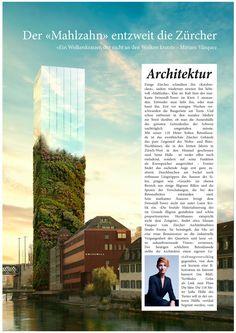 Zurich, Switzerland, Skyscraper, Multi Story Building, Room, Architecture, Bedroom, Skyscrapers, Rooms
