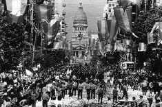 REGRESO A LA DEMOCRACIA EN ARGENTINA - Mundo Hispánico™
