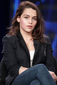 Emilia Clarke Pictures - 2011 Winter TCA Tour - Day 3 - Zimbio