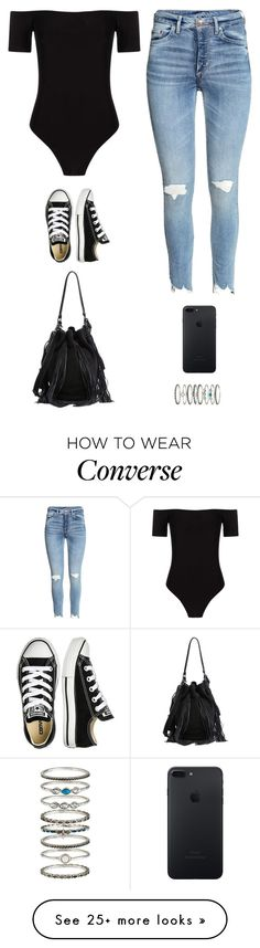 """Untitled #3008"" by twerkinonmaz on Polyvore featuring Converse, Loeffler Randall and Accessorize"