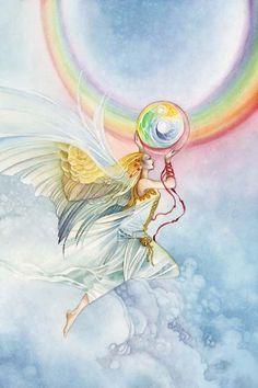 Stephanie Pui-Mun Law - Shadowscapes - Angel of Joy