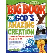 Keep your kids praising the Creator! Filled with interactive prayer, praise, and science activities, this reproducible resource is arranged thematically in order of the days of creation.