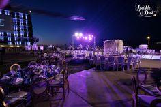 A Wedding by the Yacht Club. Jouman & Farah Jawhar. Saint Georges Yacht Club Sparkles & Dust #sparklesndust