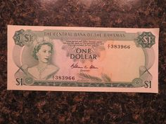 Bahamas 1 Dollar 1974 V/I 383966