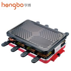 electric korean grill   Hengbo electric oven SC-507 electric Grill Korean-style home smoke ...