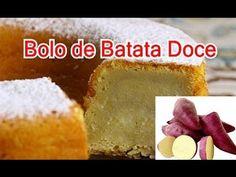 Bolo de Batata Doce com Coco - YouTube