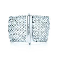 22933c301 Tiffany & Co. Tiffany Bracelets, Tiffany Jewelry, Diamond Bracelets, Silver  Bracelets,