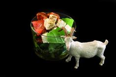 Ensaladita Gochu Sidrería Olivereta #Elche #visitelche #destapateelche #gastronomia #ocio #restaurantes #concurso