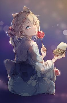 """i want something sweet please""""'s post."""" i want something sweet please"""" If we want quality we must do better than someone else -- comparative ranking and shopping. hair girl Garden Art Drawing Anime Girls 47 Ideas いもこ в Твиттере: « Chica Anime Manga, Anime Neko, Kawaii Anime Girl, Anime Art Girl, Anime Girl Kimono, Manga Girl, Anime People, Anime Guys, Anime Illustration"""