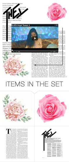 """""""ALiEN: Angel Teaser 4"""" by official-alien ❤ liked on Polyvore featuring art"""