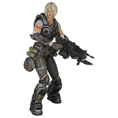 Gears of War 3 Series 1 Anya Stroud Action Figure - Neca - Gears of War - Action Figures at Entertainment Earth