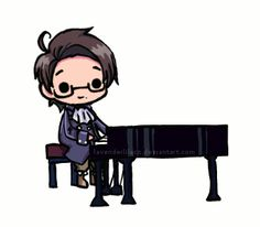 "Ok, so I started to watch this but then it paused for a moment to load, and I was like aww cute but when it stopped the piano was shaking. I stopped and looked at it closed and was just like,""I bet prussia pops out of there"", and then he did haha"