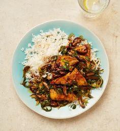 Veg Recipes, Asian Recipes, Dinner Recipes, Ethnic Recipes, Recipies, Dinner Ideas, Vegetarian Dinners, Vegetarian Cooking, Vegan Food