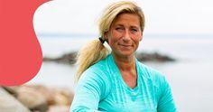 Träna ryggen hemma –5 enkla övningar | Allas.se Health Fitness, Couple Photos, Motion, Stretching, Ann, Wellness, Sodas, At Home Workouts, Couple Shots