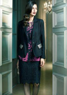 March 2013 Verge Clothing Antoinette Skirt