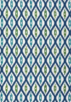 RAJAH, Marine Blue, W73361, Collection Nomad from Thibaut