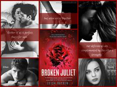 Nancy's Romance Reads: Book Review: BROKEN JULIET by Leisa Rayven