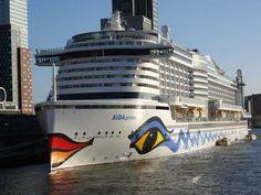 AIDA Cruises Rotterdam
