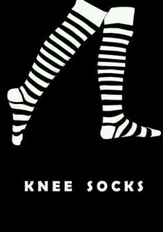 Knee socks-Arctic Monkeys